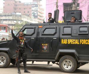BANGLADESH DHAKA ANTI DRUG CAMPAIGN
