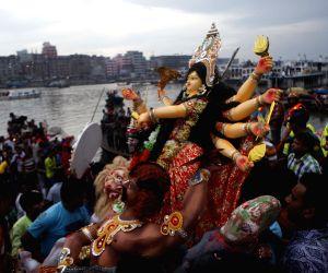 BANGLADESH DHAKA HINDU DURGA FESTIVAL