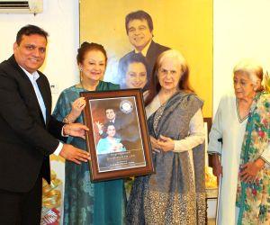 Dilip Kumar honoured