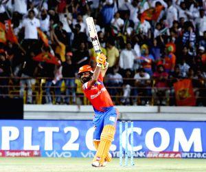 IPL 2017 - Gujarat Lions vs Kolkata Knight Riders