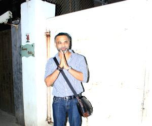 "Special screening of film ""Blackmail"" - Abhinay Deo"