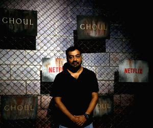 "Black carpet premiere of horror series ""Ghoul"" - Anurag Kashyap"