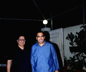 "Special screening of film ""Welcome to New York"" - Chakri Toleti"