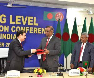 47th border co-ordination conference - Shafeenul Islam