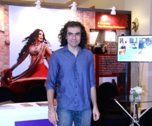 Mumbai: Director Imtiaz Ali at the  India International Film Tourism Conclave in Mumbai on March 3, 2018.