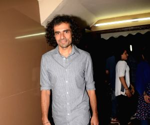 "Special screening of film ""October"" - Imtiaz Ali"