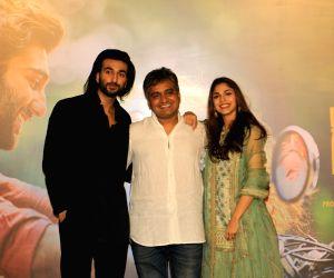 "Film ""Malaal"" trailer launch"
