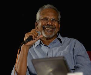 Director Mani Ratnam addresses a press conference on 8th Bengaluru International Film Festival in Bengaluru on Jan 30, 2016.
