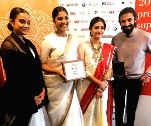 Indian Film Festival of Melbourne - Nag Ashwin, Keerthy Suresh, Swapna Dutt and Priyanka Dutt