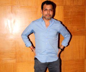 "Promotion of film ""Aiyaary"" - Neeraj Pandey and Naseeruddin Shah"