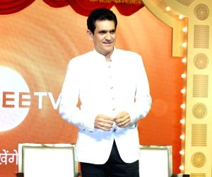 press conference of India's Best Dramebaaz Season 2 - Omung Kumar