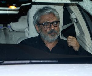 Priyanka and Nick's engagement party - Sanjay Leela Bhansali