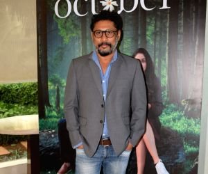 "Promotion of film ""October"" - Shoojit Sircar"