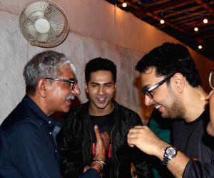 Wrap up party of film Badlapur