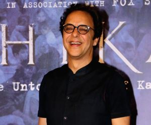 Vidhu Vinod Chopra: Never Compromised While Making Films Says