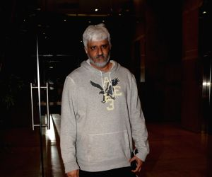 "Director Vikram Bhatt at the screening of film ""1921"" in Mumbai on Jan 11, 2018."