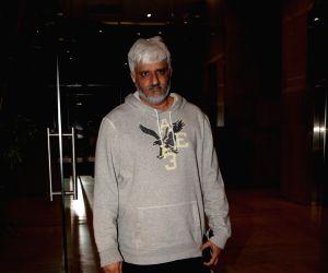 "Director Vikram Bhatt at the screening of film ""1921"" in Mumbai on Jan 11, 2018."