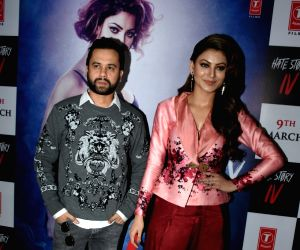 "Song launch of film ""Hate Story IV"" - Vishal Pandya and Urvashi Rautela"