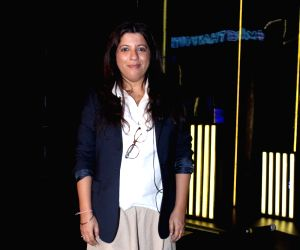 "Blenders Pride Fashion Tour 2017"" - Zoya Akhtar"