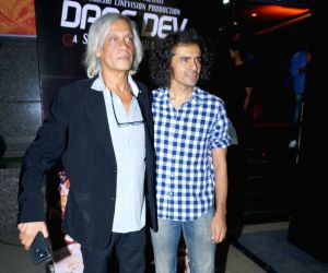 """Special screening of film """"Daas Dev"""" - Sudhir Mishra and Imtiaz Ali"""