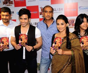 DVD Launch