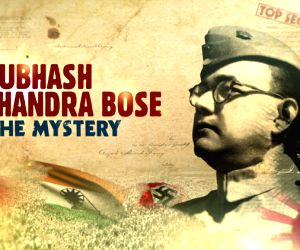 New TV documentary to unravel facts on Subhas Chandra Bose