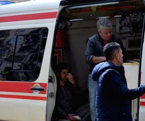 TURKEY DIYARBAKIR EXPLOSION