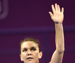 Halep shrugs off maiden Grand Slam title talk