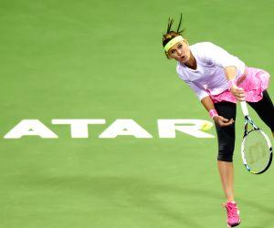 (SP)QATAR DOHA TENNIS WTA