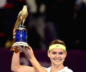 QATAR DOHA TENNIS WTA FINAL