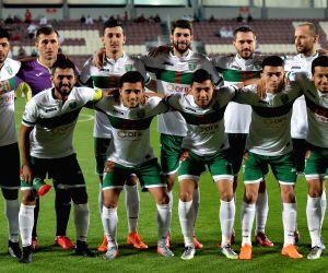 QATAR DOHA SOCCER AFC AL DUHAIL VS LOKOMOTIV