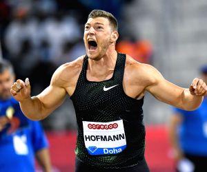 QATAR DOHA IAAF DIAMOND LEAGUE DAY 1