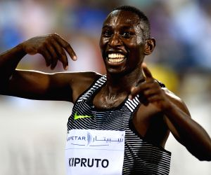 Olympic steeplechase champion Kipruto eyes World Cross Country title