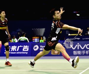CHINA DONGGUAN BADMINTON 2015 SUDIRMAN CUP