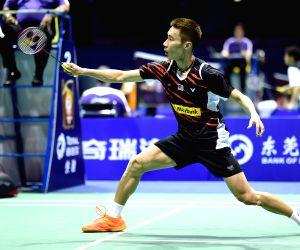 CHINA DONGGUAN BADMINTON 2015 SUDIRMAN CUP