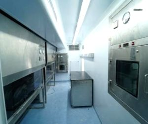 DRDO's mobile viral research lab to speed up COVID-19 screening
