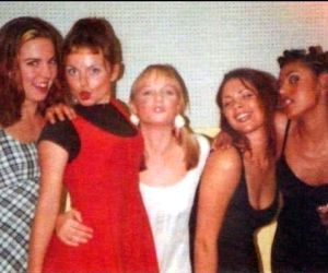 #dreambig: Geri Halliwell's throwback pic of Spice Girls