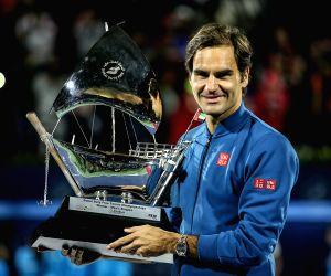 UAE-DUBAI-TENNIS-ATP-DUBAI CHAMPIONSHIPS - Roger Federer