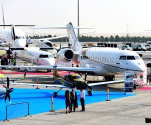 UAE DUBAI AIRSHOW 2017 OPENNING