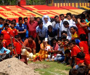 East Bengal Club celebrates Bengali New Year