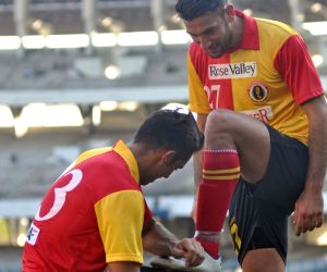 East Bengal vs MD. Sporting Club Kolkata League match