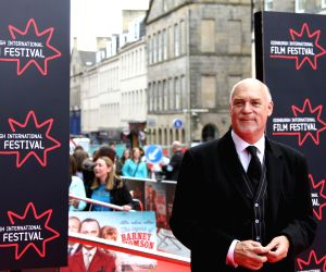 BRITAIN EDINBURGH FILM FESTIVAL