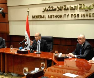 EGYPT CAIRO RUSSIA PLANE CRASH PM RUSSIAN AMBASSADOR MEETING