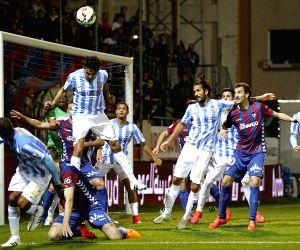 Eibar v/s Malaga - Primera Division liga