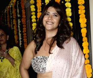 Ekta Kapoor: People watched 'Kyunki Saas Bhi Kabhi Bahu Thi' even during Gujarat quake