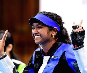 Elavenil wins gold; India bag 10m air rifle team gold with world record