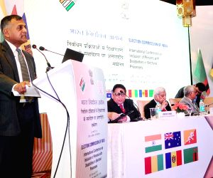 International Conference on 'Inclusion of Persons with Disabilities in Electoral Process