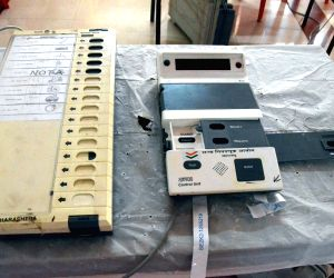 Moderate polling recorded in UP bypolls