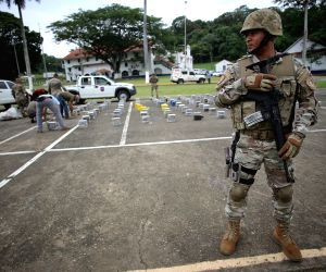 PANAMA PANAMA CITY SECURITY DRUG TRAFFICKING