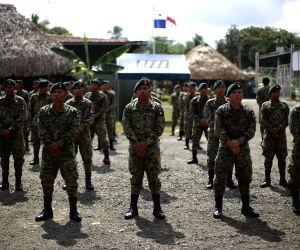 PANAMA METETI SECURITY CEREMONY